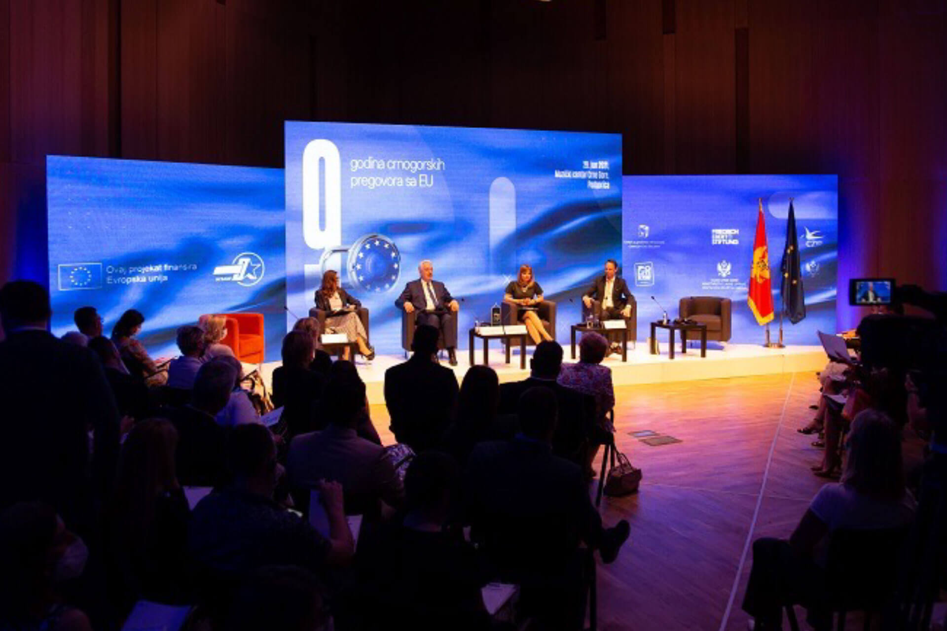 Devet godina crnogorskih pregovora sa EU